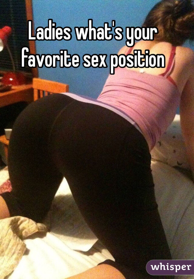 bent over position for sex