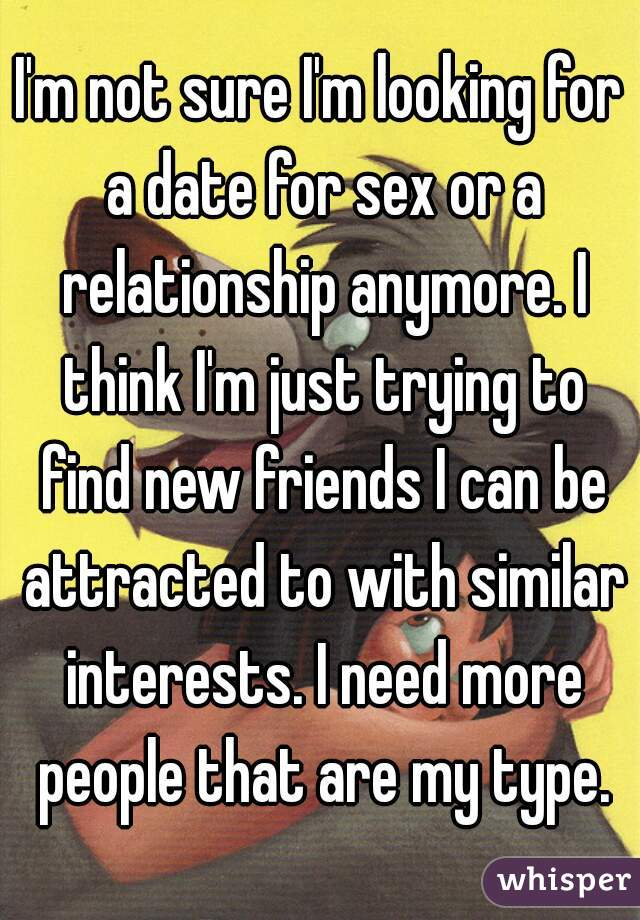 Dating what i am looking for