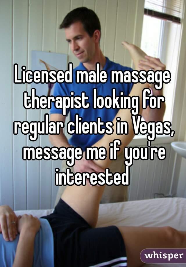 Lasvegas gay massage