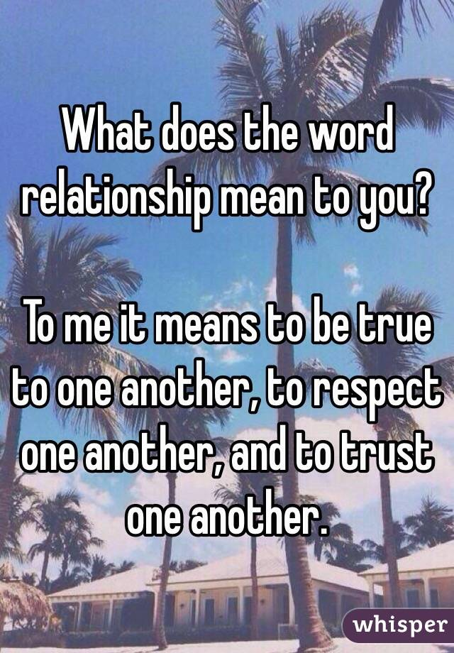 What Does Being In A Relationship Churlish To You