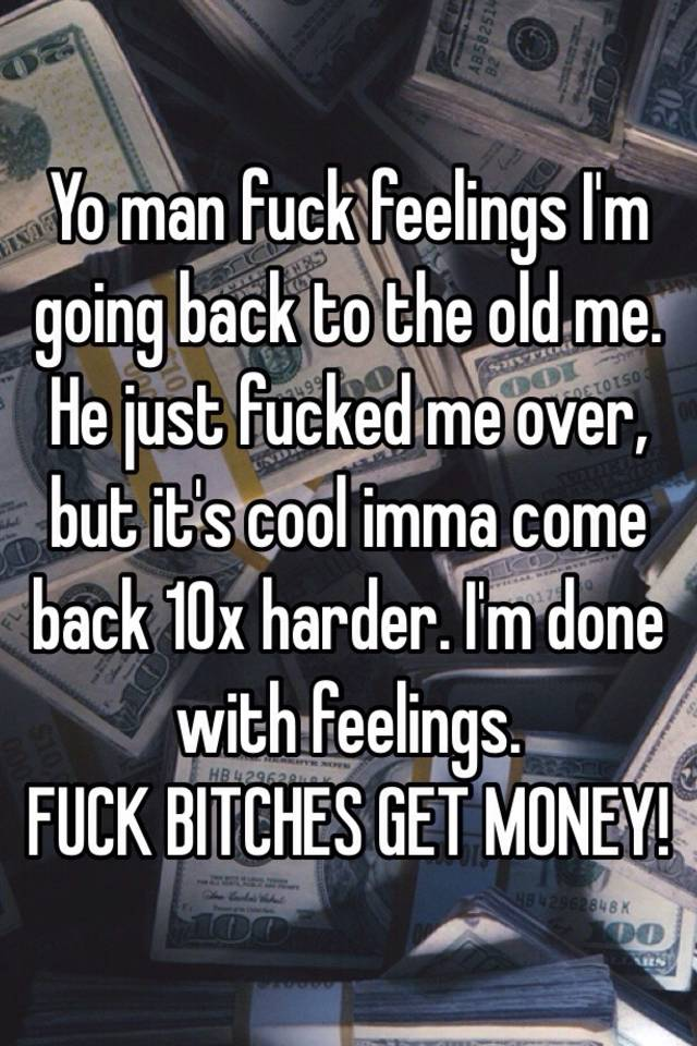 Bitches fuck back