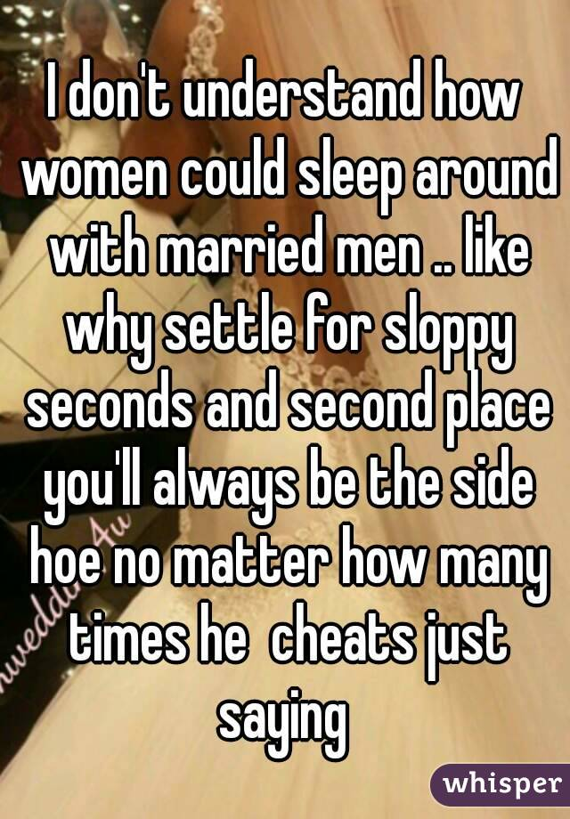 Lee Cheat Men That Women With Married what makes Finding