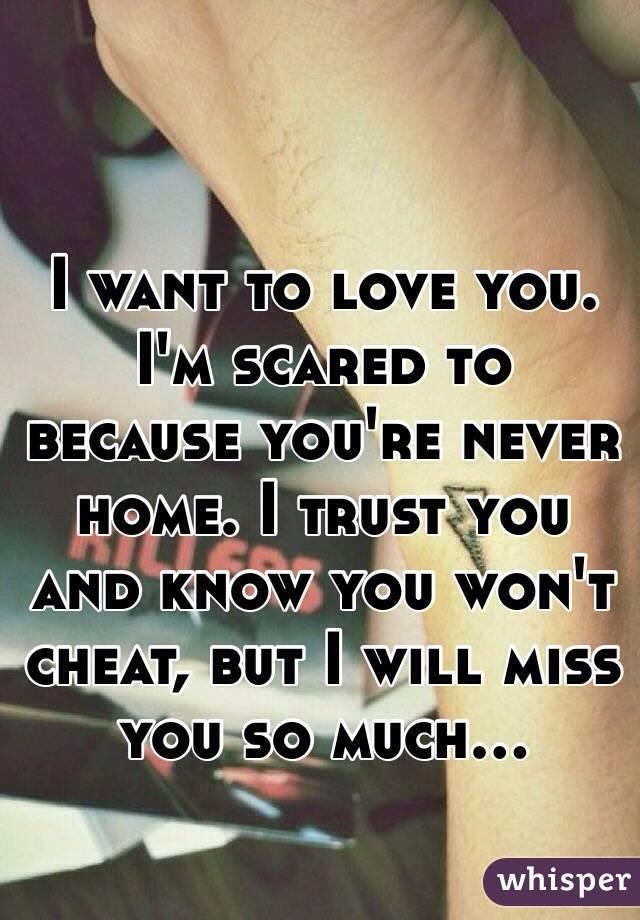 i will miss u so much