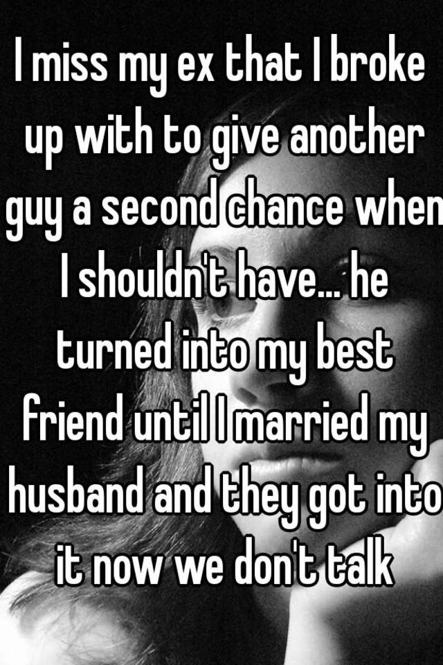 Giving Marriage A Second Chance