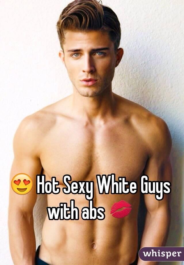 White hot sexy boys