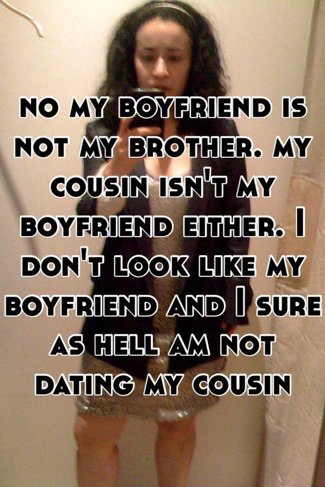 Is it ok to date your cousin in-law
