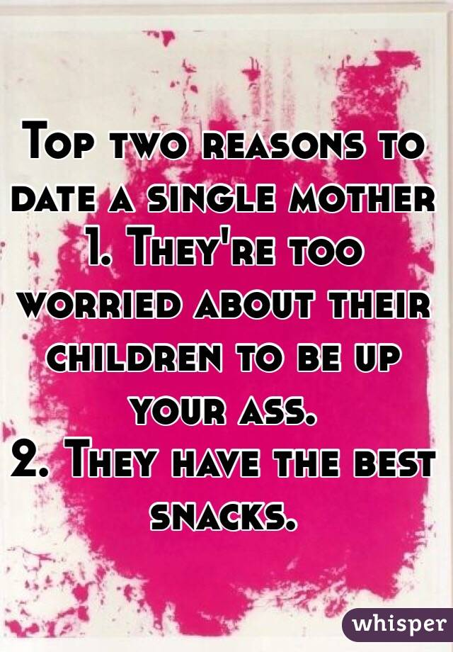 Dating A Single Mother Of Two