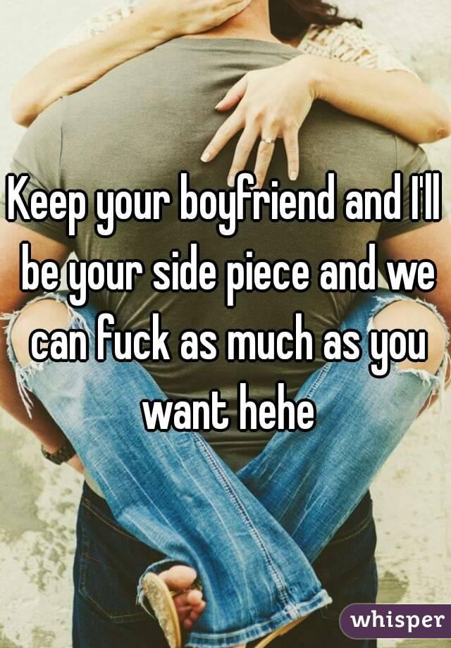 i ll be your boyfriend