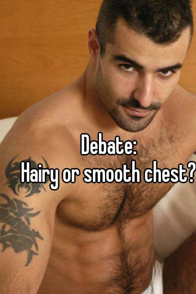 Hairy smooth