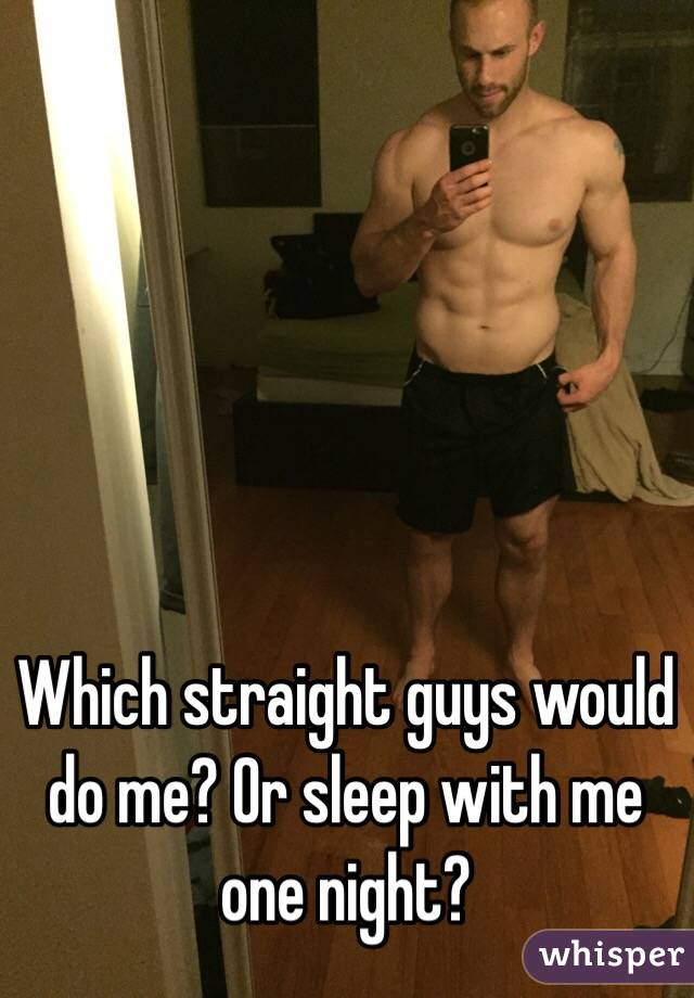 How Do Guys Sleep At Night