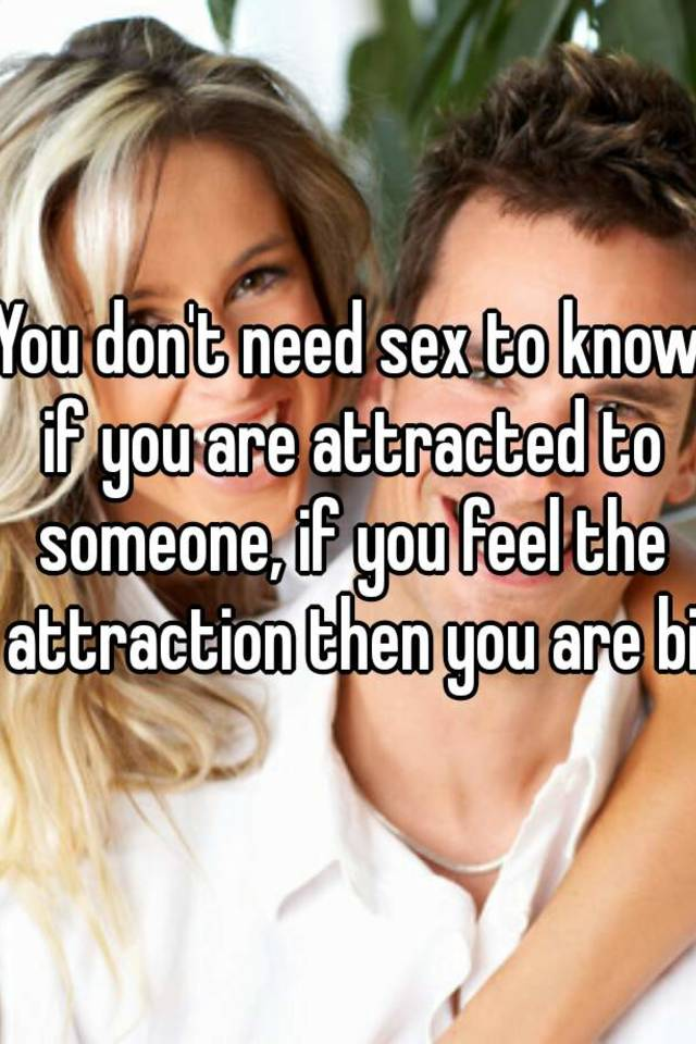 Signs that a man is sexually attracted to you