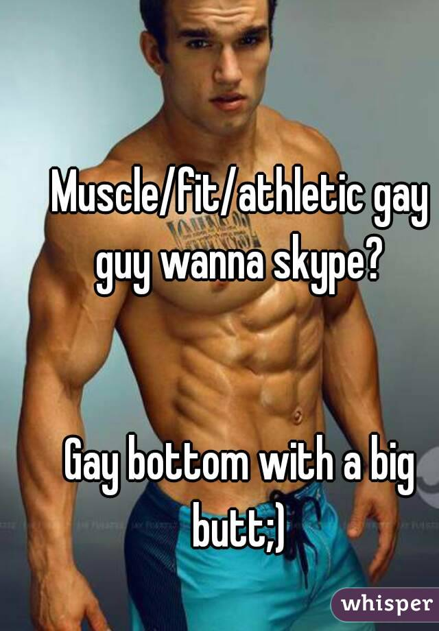 Butt Gay Man