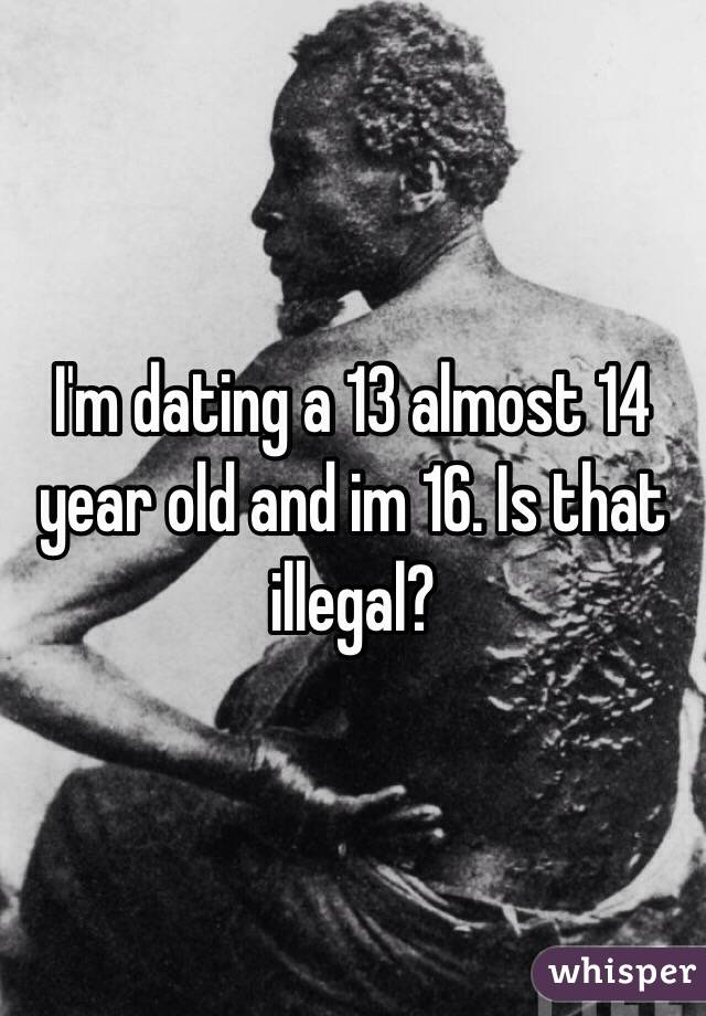 13 16 year old dating