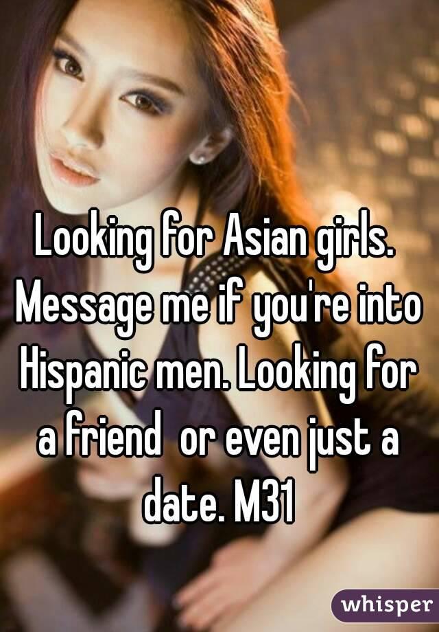 Asian girls looking for men