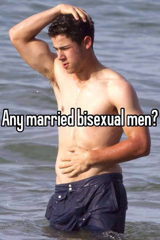 Bisexual men and marriage