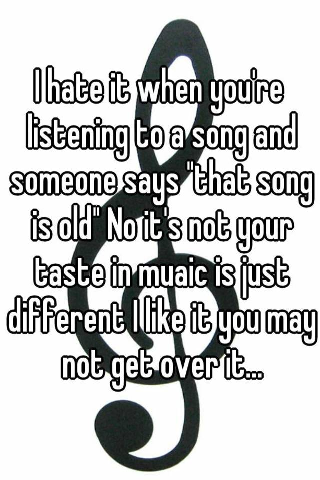 Songs about not getting over someone