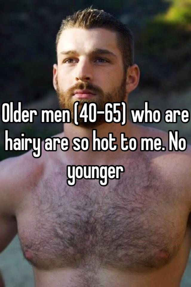 Hairy old men pictures