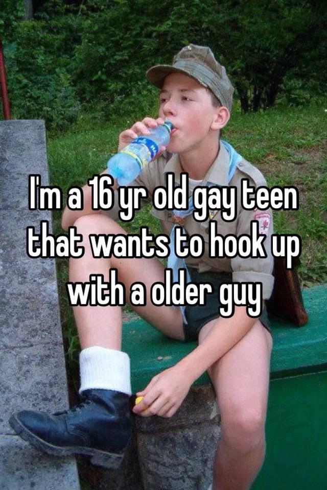 Hookup Old Gay Guys