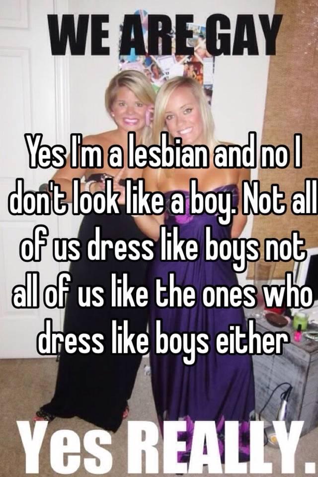 how to dress like a lesbian