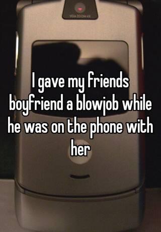 Boyfriend Calls While Cheating