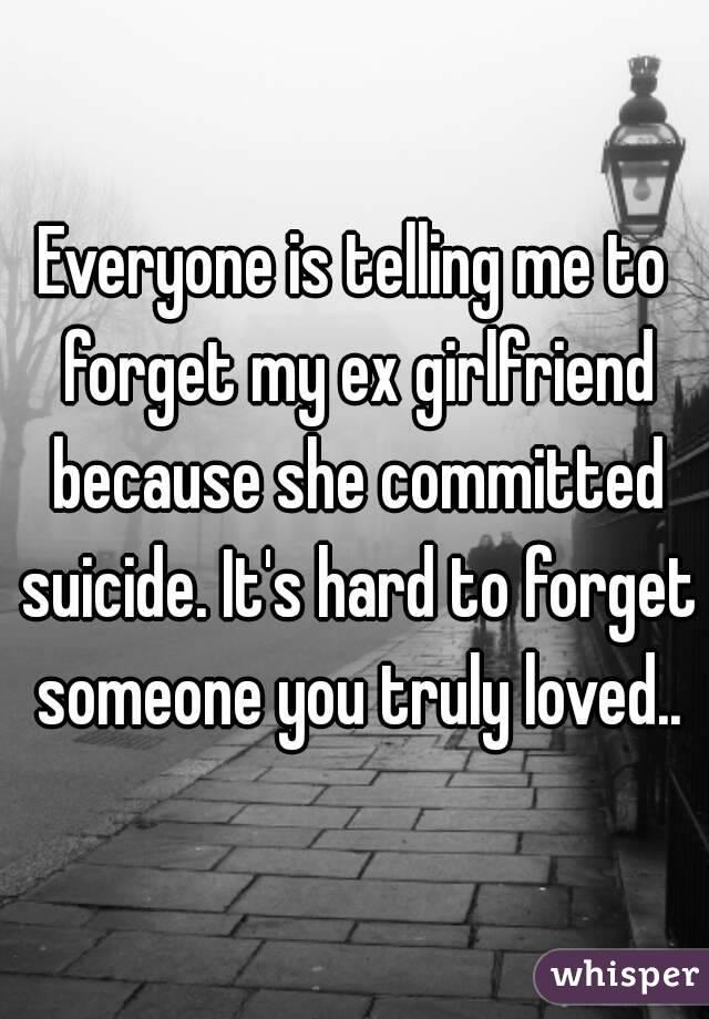 How to avoid my ex girlfriend