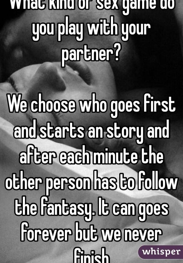 Sex games with your husband