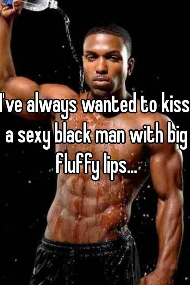 Sexy buff black men