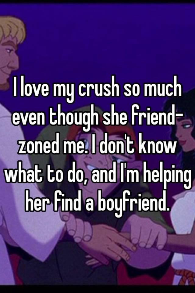 Why do i love my crush so much