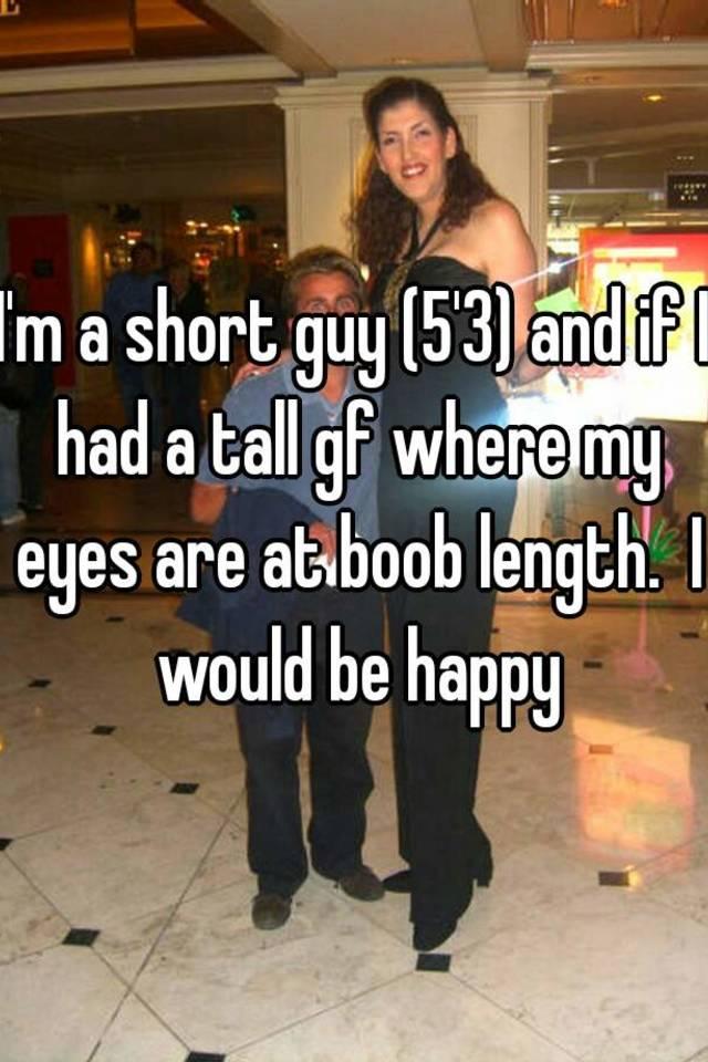 Is 5 3 short