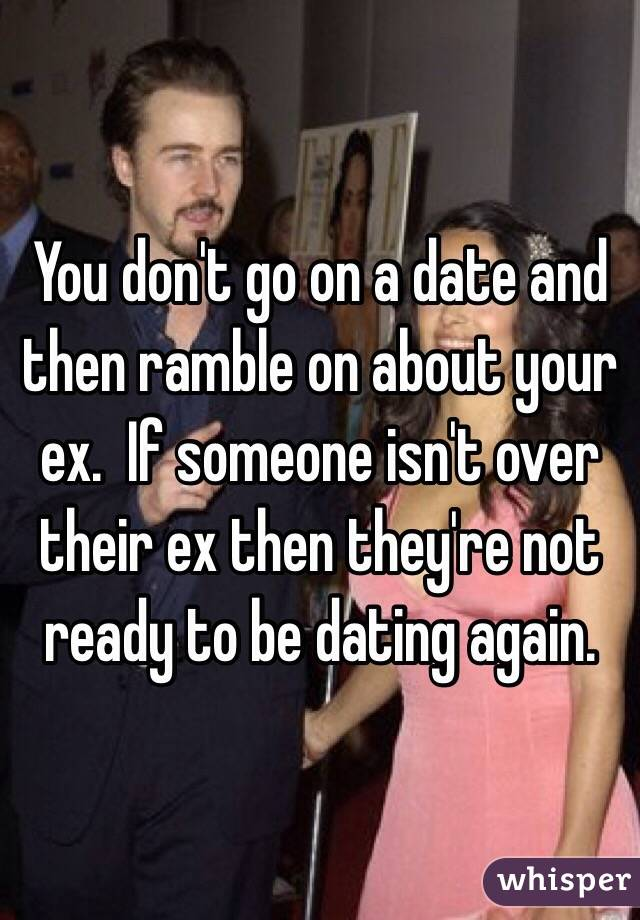 Dating Guy Who Isnt Over Ex