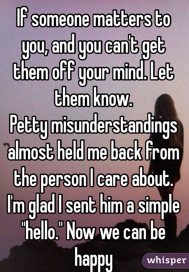 how to get someone back without them knowing