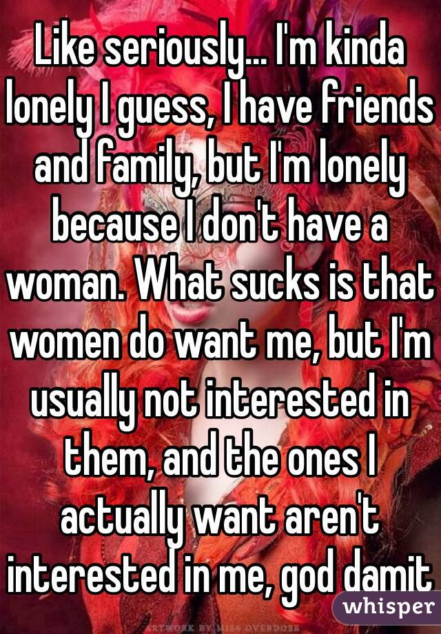Does god want me to be lonely