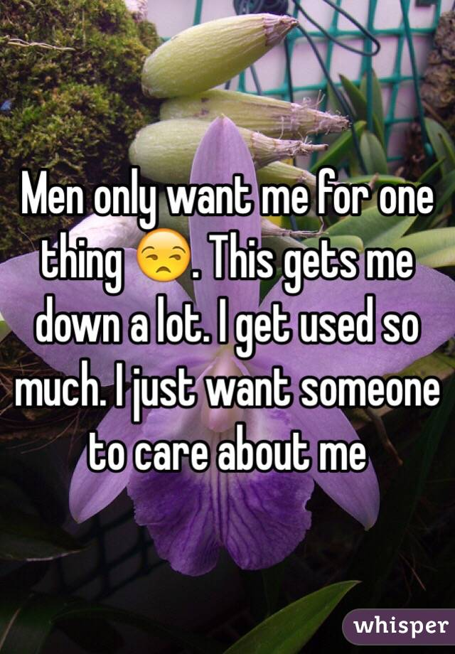 About me for men
