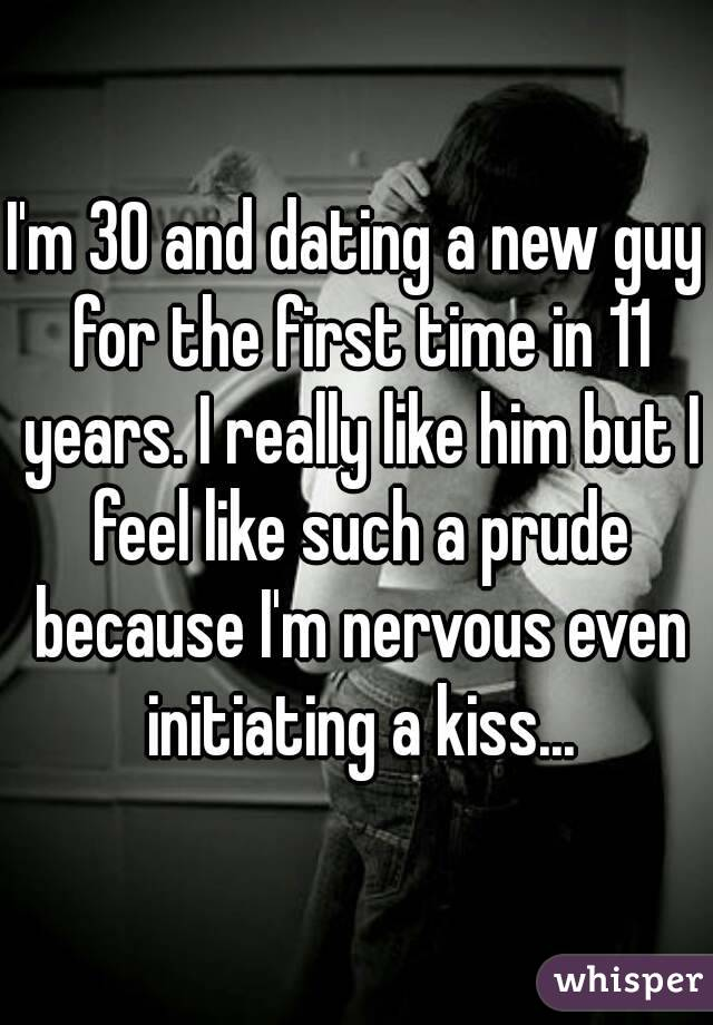 Dating for the first time in years