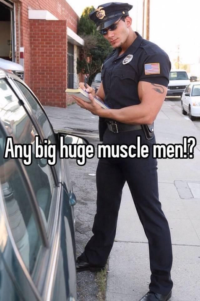 Huge Muscle Men