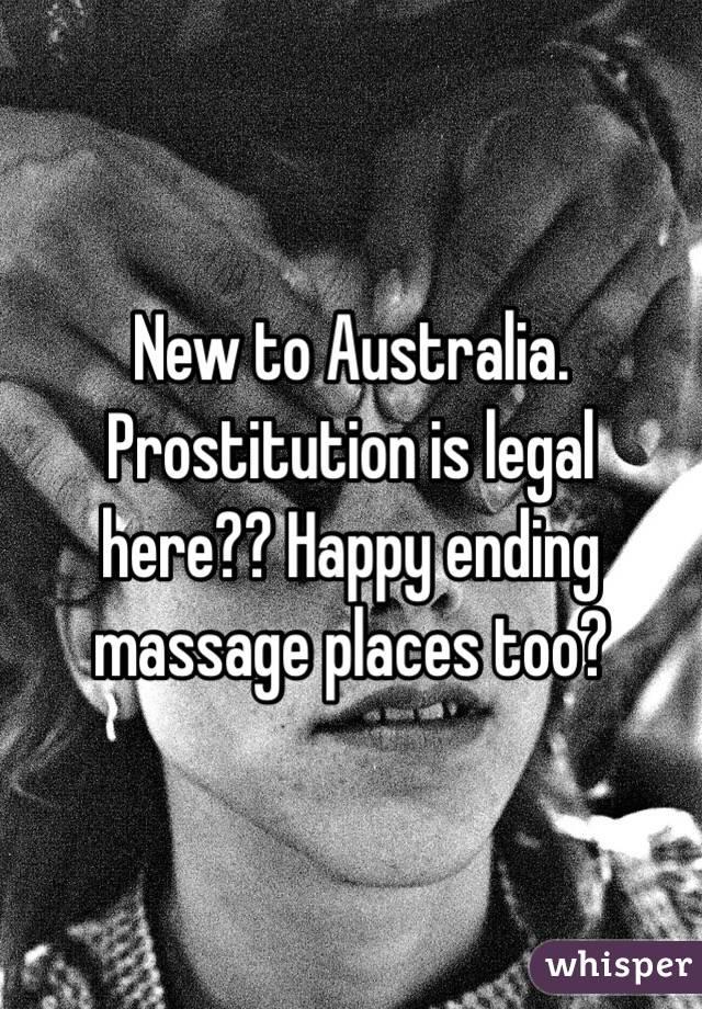 Sex guide in Australia