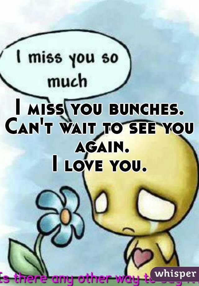 love u again