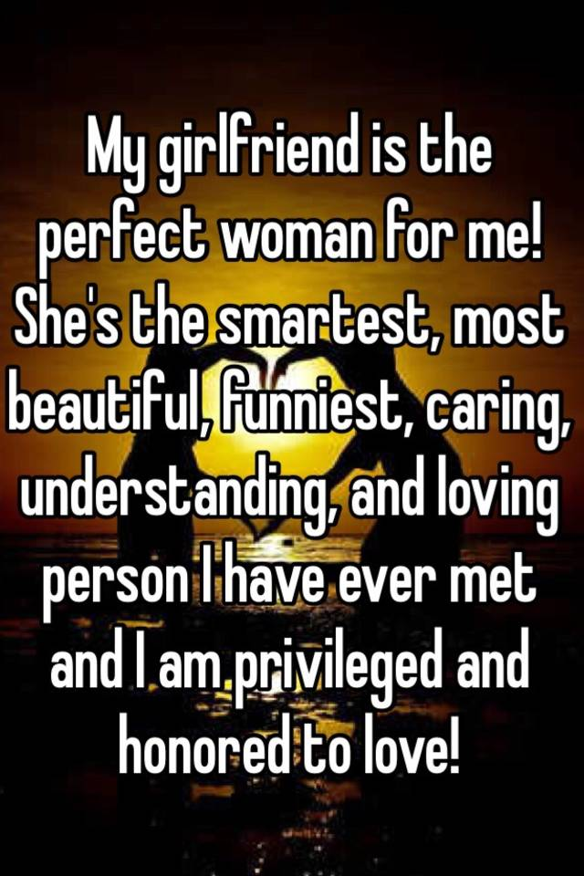 Me perfect girl for 4 Ways