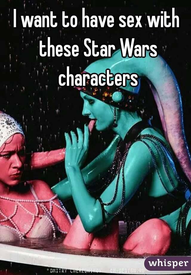 Starwars Sex Stories