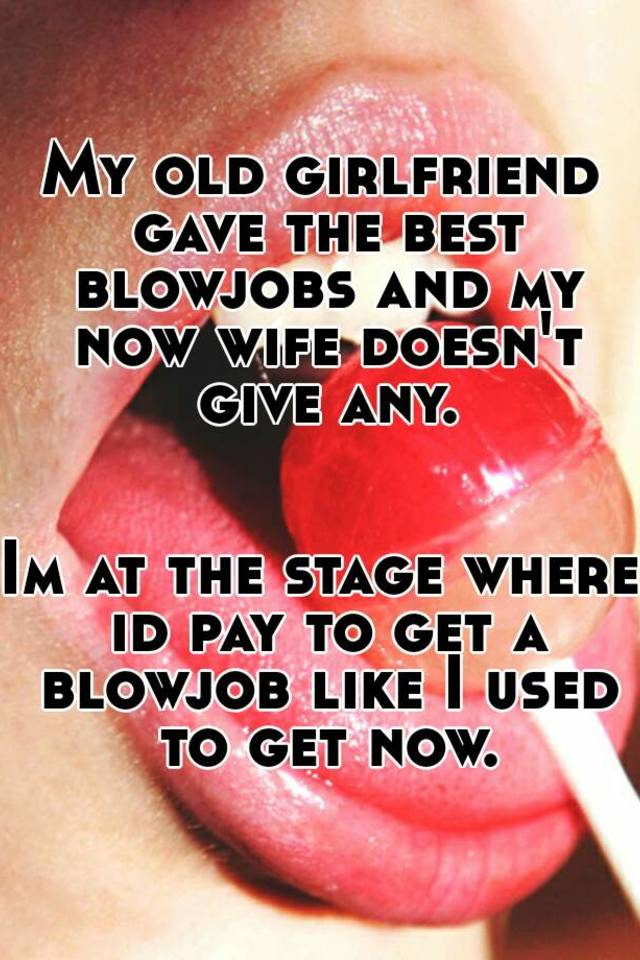 How to get a blowjob from girlfriend