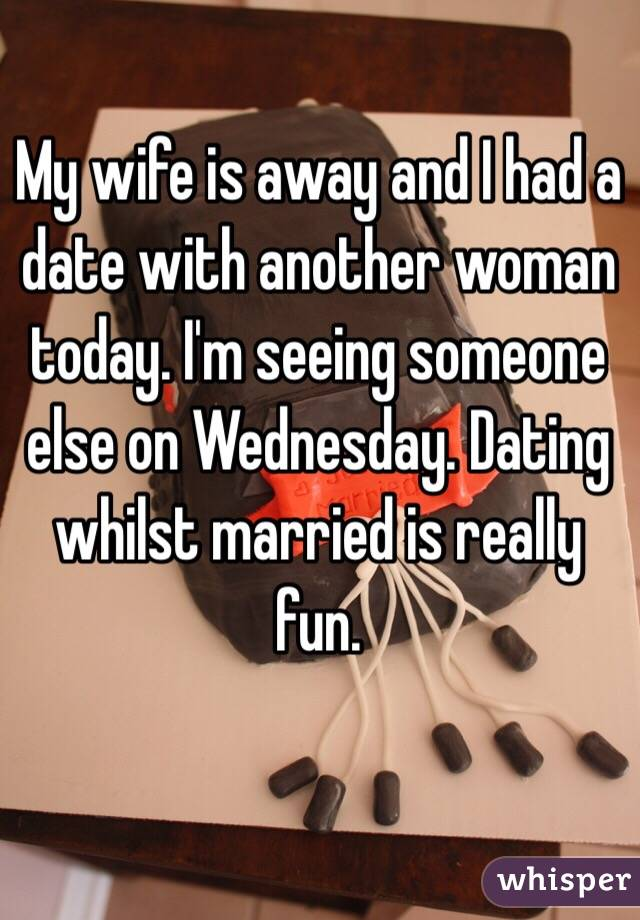 My wife is dating a woman