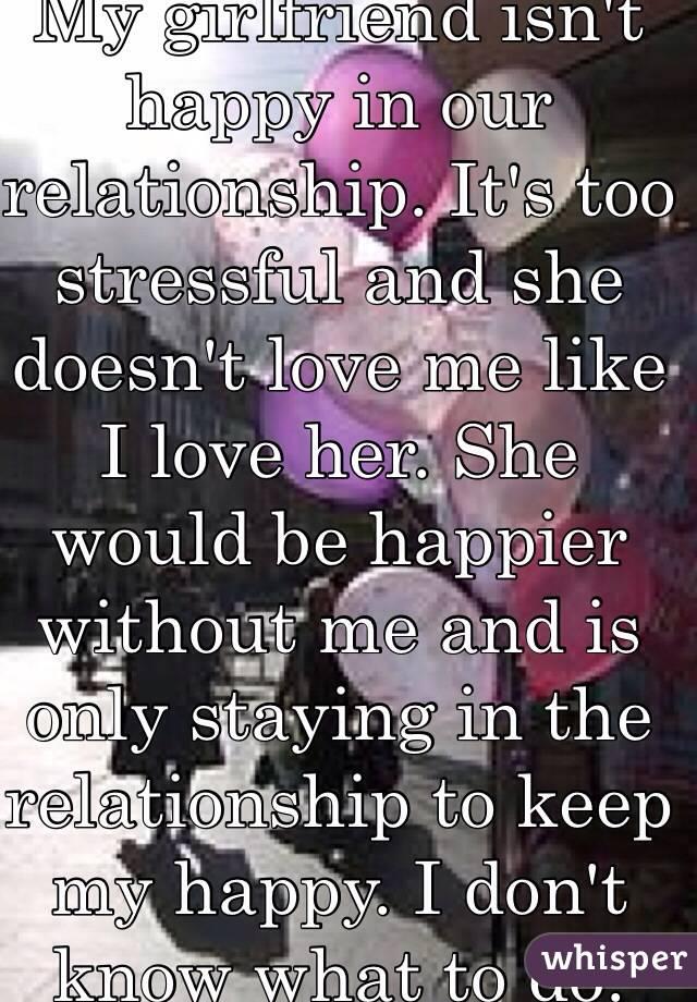 How Do I Keep My Girlfriend Happy