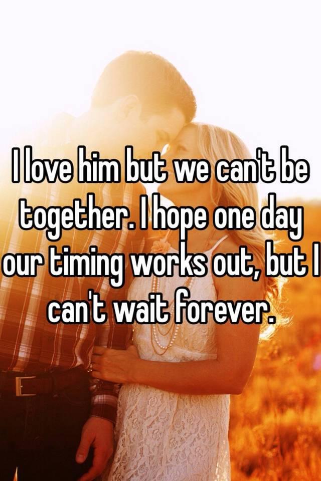 Do i like him or love him
