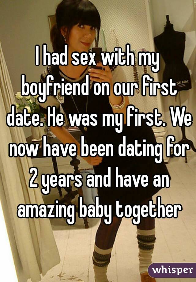 I Have Been Dating For 2 Years