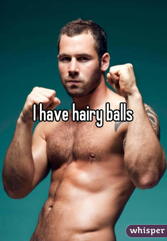 Balls pictures men hairy