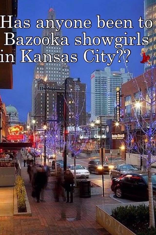 Bazookas Showgirls Kansas City