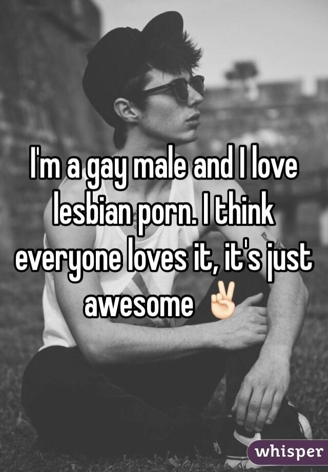 I love lesbian porn amusing opinion