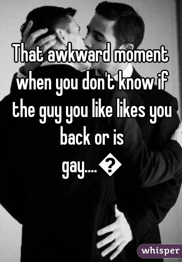 How To Know If A Guy Is Gay