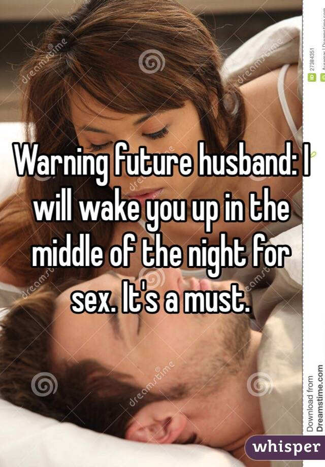 Nothing A How Up To Sexually Wake Man area