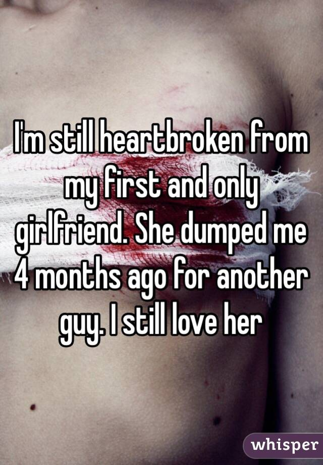 My Girlfriend Dumped Me For Another Guy
